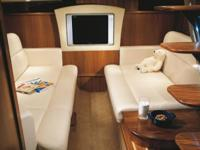 With her distinctive lines, spacious layout, and