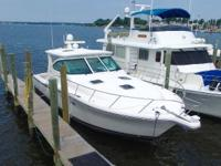 The Tiara 4200 open needs little introduction, having