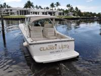 "This 2005 Tiara 3600 Open ""Classy Lady"" was ordered as"