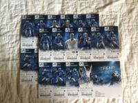 I have 2 seats to every Detroit Lions house game.  TWO