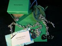 Tiffany Return to Tiffany Heart Toggle 3pc set.925