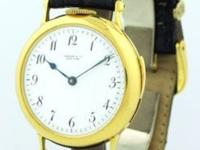 Movement: Excellent Condition; Manual Material: Yellow