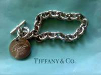 I have a Tiffany & Co. 925 Sterling Silver Link