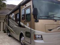 "2011 Tiffin Allegro Red ""Diesel Pusher"" Thirty Four"