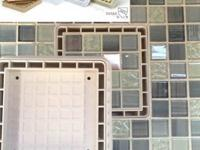 Tile Drain Insert 5 inch - The most easy to tile square