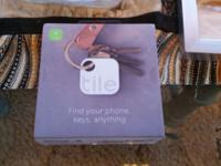 Ring lost items just like you'd call a lost phone. If