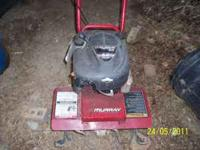 TILLER, 6 HP. MURRAY, EXCLENT CONDITION, USED VERY