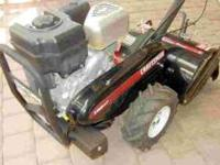 7 HP SEARS CRAFTSMAN ROTO-TILLER WITH DUAL COUNTER