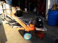 tiller needs motor work open to all offer or trades