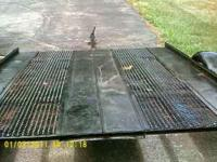 6ft x 8ft Tilt Bed Trailer in good condition. Phone #