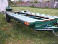 Check this out on FRIDAY Tilt bed trailer for $2200.00