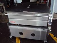 Market Forge model # 40sbm 40 gal. electric tilt