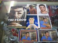 TIM TEBOW THOUGH MY EYES FIRST EDITION SIGNED COPY BOOK