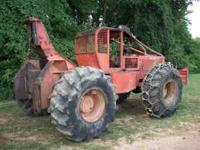 i have a Timberjack 240-D skidder in excellent shape,