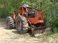 1989 240A Timberjack cable skidder 6cyl Deutz motor new