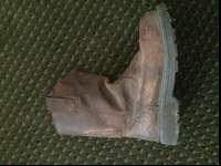 I purchased these boots a few years ago for 4-H. They