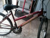 I'm trying to sell a TimberTrail Pacific Mountain Bike.
