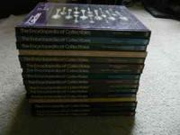 The Time-Life Encyclopedia of Collectibles 16 volume