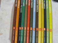 For sale are these vintage Time Life Nature Library