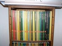 Nearly Mint condition 20 volume hardcover vintage set