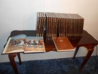 "This is a complete set of 26 Time Life ""Old West Books"""
