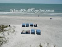 Deeded timeshare week 16 at Island Gulf Resort. This 1