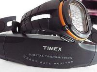 Timex Men's or Woman Ironman Road Trainer Heart Rate