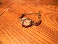 Womens Timex Watch. Water resistant. Need Money ASAP