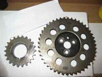 Cloyes Heavy duty Timing set. I have had this for a
