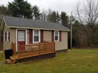 This tiny house (12X24) is situated on Bald Hill RD in