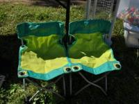 Tiny Tots folding chairs. $3 each. Good condition.