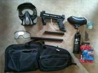 Amazing paintball gun! I have owned this gun for a few