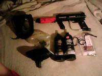 Hi i am looking to sell my tippmann 98 custom paintball