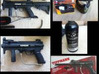 Tippmann A-5 Paintball Guns. $130.00 each, $250.00 for