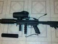 i have three guns for sale, 5 hoppers, aftermarket