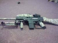 I am selling my Tippmann X-7 paintball gun because i