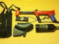 I have a tippmann 98 custom for sale must go ASAP. It