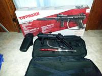I have a tippmann a-5 that has the original barrel and