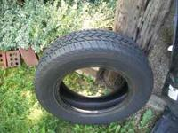 Slightly used tire call craig at  Location: Tionesta