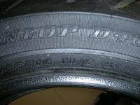 new genuine H-D touring 180X16BLACK-WALL