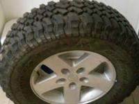 Im selling just a single tire with rim for $140  call