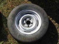 Tire and Wheel P195-75-R14 $30.00 Please call James at