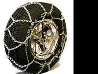 Never used tire chains..Diamond Pattern...Sale for $150