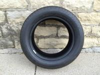 tire - excellent condition - P225x50x16 - as new - tire