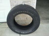 I have an old tire swing for sale for $00 it was a good