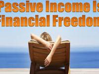 Building Passive Incomes Now: Refer People to an