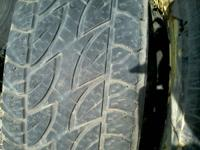 I have two matching Bridgestone Revos A/T TEN PLY! $ 80