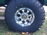 I am selling a set of super swamper IROK tires and moto