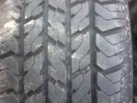4 185/70 r14 on ford/mercury 4 lug rims real good shape