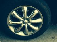 I selling 2 sets of tires come wthi wheels the